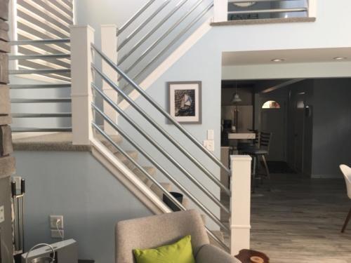 Pratt Stairs
